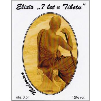 Elixír 7 LET V TIBETU 0,5l