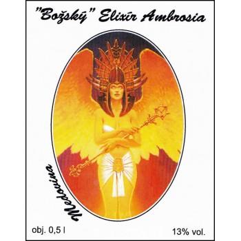Božský Elixír AMBROSIA 0,5l