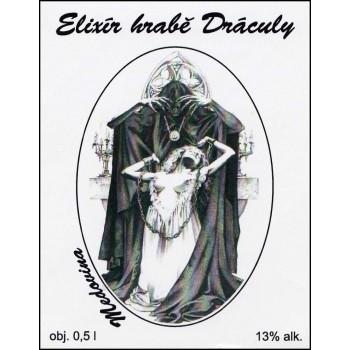Elixír HRABĚ DRÁCULY 0,5l