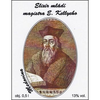 Elixír MLÁDÍ MAGISTRA E.KELLYEHO 0,5l