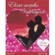 Elixír svatého Valentýna 0,5 l