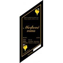 Medové víno 0,75l